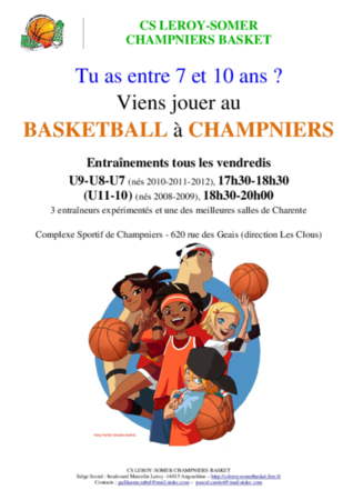 Basket-LS-Champ Appel 2018 19